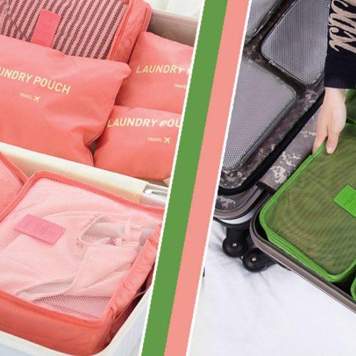 Pouches & Travel Essentials